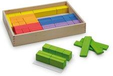 Erzi Lernspiel Volumenlehre großes Set