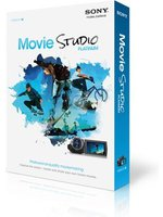 Sony Vegas Movie Studio 12 Platinum (Win) (Multi)