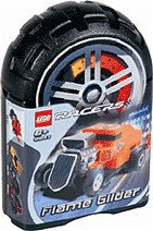 LEGO Racers Flame Glider (8641)