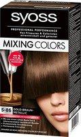 syoss Mixing Colors 5-86 Gold-Braun Metallic
