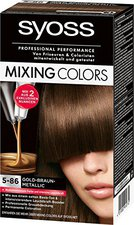 syoss Mixing Colors 5-86 Gold-Braun Metallic