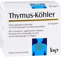 Köhler Thymus Köhler Kapseln (60 Stk.)