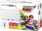 Nintendo 3DS XL Weiß + Mario Kart 7