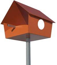 Radius Piep Show Vogelhaus XXL orange
