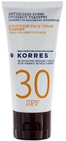 Korres Yoghurt Sunscreen Face Cream SPF 30 (50 ml)