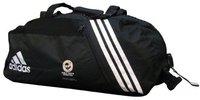 Adidas Sporttasche Karate mit Rucksackfunktion L