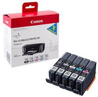 Canon PGI-72PBK/GY/PM/PC/CO