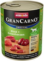 Animonda Petfood Gran Carno Adult Pute + Ente (800 g)