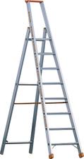 layher Topic 1044 Stufenstehleiter 4 Stufen