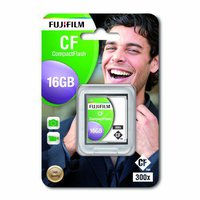 Fujifilm Compact Flash Card 16 GB 310x