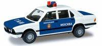 """Herpa BMW 5er Limousine  """"Polizei Russland """" (049924)"""