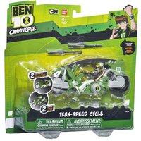 Bandai Ben 10 Omniverse Teen Speed mit Rennfahrer