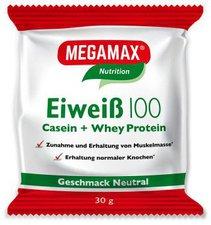 Megamax Eiweiss 100 Neutral Megamax Pulver (30 g)