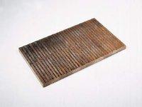 Faller Pola - 4 Bodenplatten Holz (331793)