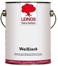 Leinos Naturharzlack-Weißlack 820 2,5 l