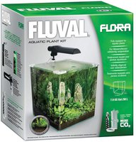 Fluval Flora 10512 Nano-Aquarium Kit