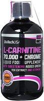 BioTech USA L-Carnitine 70.000 + Chrome