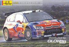 Heller Joustra Citroën C4 WRC '10 (80756)