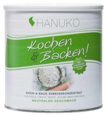 Hanuko Koch- und Backeiweiss