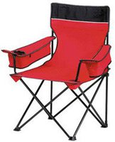 Coleman Quad Chair mit Sicherheitstaschen