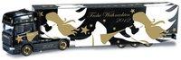 Herpa Scania R 09 TL Koffer-Sattelzug