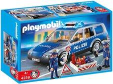 Playmobil 4259 Polizei-Einsatzwagen