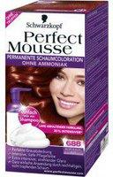 Schwarzkopf Perfect Mousse Haarfarbe 688 Bordeaux Rot Red Velvet