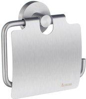 Smedbo Home Toilettenpapierhalter mit Deckel (HS3414)