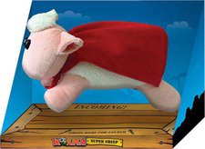 Gaya Entertainment Worms Super Sheep 29 cm