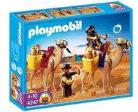 Playmobil 4247 Grabräuber mit Kamelen