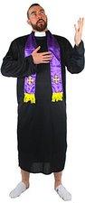 Pfarrer Karnevalskostüm