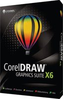 Corel CorelDRAW X6 Graphics Suite (UPG) (DE)