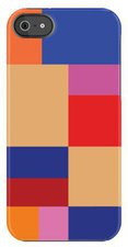 Uncommon Capsule Block Rich Mondrian (iPhone 5)