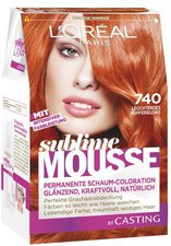 Loreal Sublime Mousse Schaumcoloration