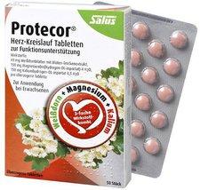 Duopharm Protecor Herz Kreislauf Tabletten z. Funktionsunterstützung (50 Stk.)
