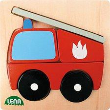 Lena Holzpuzzle Feuerwehr