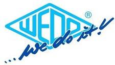 Wedo Geldkassette Gr. 1, rot (145 102X)
