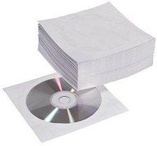 MediaRange BOX65 50 CD-Papierhüllen mit Sichtfenster