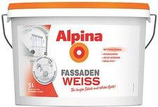 Alpina Farben FassadenWeiss 5 Liter