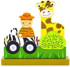 Ulysse Magnet-Puzzle Zoo