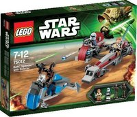 LEGO Star Wars - BARC Speeder (75012)