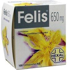 Hexal Felis 650 Filmtabletten (100 Stk.) (PZN: 09097142)