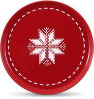 Friesland Happymix Weihnachten Stern Frühstücksteller 19 cm