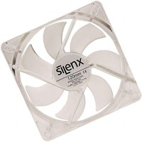 SilenX Effizio Quiet LED Fan 80mm Red (EFX-08-15R)