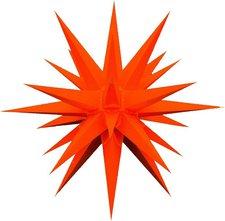 Herrnhuter Sterne Stern rot Innenbereich (70 cm)
