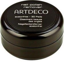 Artdeco Nagellack-Entferner Pads (30 St.)