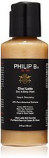 Philip B. Chai Latte Soul & Body Wash (60 ml)