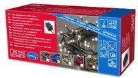 Konstsmide Microlight-Lichterkette 180er blau (2084-400)