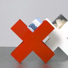 Mox Bukan Zeitungsständer (55 x 55 x 16 cm)