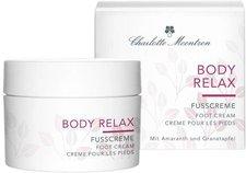 Charlotte Meentzen Body Relax Fusscreme (50 ml)